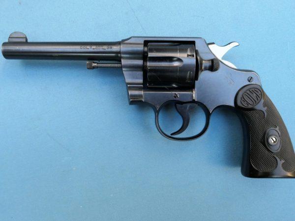 Pistola a rotazione COLT mod. Official Police